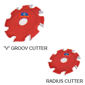 V Groove Cutters