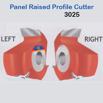 Panel Raised Profile Cutters