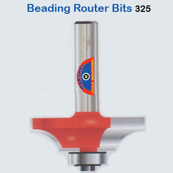 Beading-router-bits