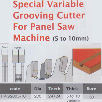special-variable-grooving-cutter