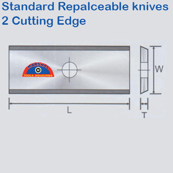 Replaceble Knife